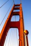 Golden Gate Bridge, San Fransisco obrazy stock