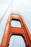 Golden gate bridge, San Fransisco, usa Zdjęcia Stock