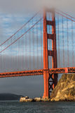 Golden Gate - The Bridge Royalty Free Stock Photos