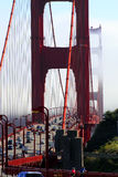 Golden Gate Bridge,SF,ca royalty free stock images