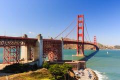 Golden Gate Bridge, SFO Stock Photos