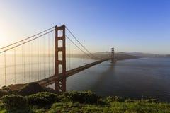 Golden Gate Bridge, SFO Royalty Free Stock Images