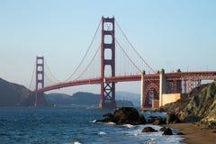 Golden Gate Bridge at Sunset, San Francisco Royalty Free Stock Images