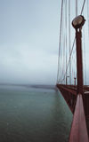 The Golden Gate Bridge Stock Image