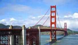 Golden Gate Bridge Wide Royalty Free Stock Image