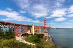 The Golden Gate Bridge. Royalty Free Stock Photos