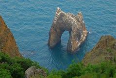 Golden Gate (Crimea) Royalty Free Stock Photo