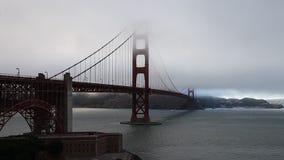 Golden Gate del puente almacen de video