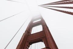 Free Golden Gate Fog Royalty Free Stock Photos - 43222978