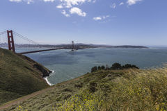Golden Gate National Recreation Area Royalty Free Stock Images