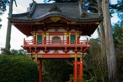 Japanese Temple royalty free stock images