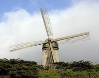 Golden Gate Park Windmill Stock Photos