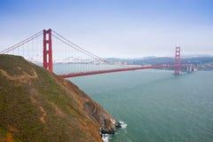 Golden Gate, San Fracisco, Vereinigte Staaten Lizenzfreie Stockfotos