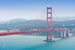 Golden Gate, San Fracisco, Vereinigte Staaten Stockbild