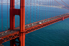 Golden Gate, San Francisco Royalty Free Stock Images