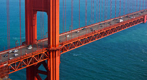 Golden Gate, San Francisco Royalty Free Stock Photo