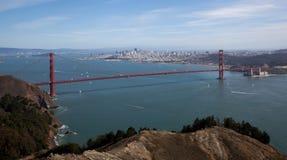 Golden Gate and San Francisco Stock Photos