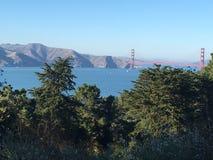 Golden Gate, San Francisco Ca lizenzfreie stockbilder