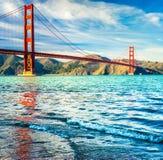 Golden Gate, San Francisco, Californië, de V.S. royalty-vrije stock foto