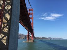 Golden Gate San Francisco - California royalty free stock photography