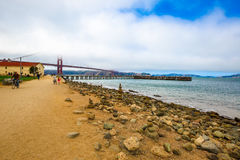 Golden Gate San Francisco Stock Photo