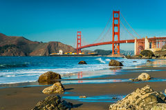 Golden Gate, San Francisco, California, USA. Stock Image