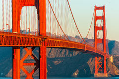 Golden Gate, San Francisco, California, USA. Royalty Free Stock Image