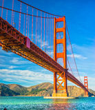 Golden Gate, San Francisco, California, USA. stock images