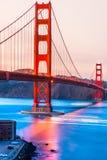 Golden Gate, San Francisco, California, USA. Stock Photos