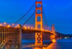 Golden Gate, San Francisco, California, USA. Stock Images