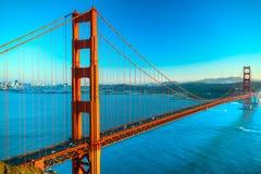 Golden Gate, San Francisco, California, USA. Royalty Free Stock Image