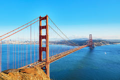 Golden Gate, San Francisco, California, USA stock photos