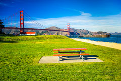 Golden Gate, San Francisco, California, USA. Stock Photography