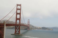 Golden Gate,San Fransisco Royalty Free Stock Photography