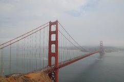 Golden Gate San Fransisco Etats-Unis Images libres de droits