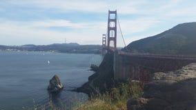Golden Gate SFO Royalty Free Stock Image
