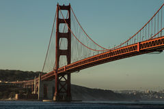 The Golden Gate Royalty Free Stock Photography
