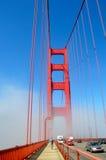 Golden Gate Traffic Stock Photos
