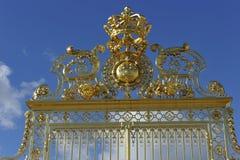 Golden Gate, Versailles stock image