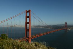 Golden Gate y su historia Imagen de archivo