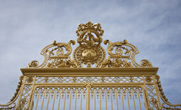 Golden Gates Royalty Free Stock Photo
