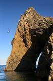 Golden Gates, Crimea Royalty Free Stock Image