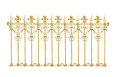 Golden gates Stock Images