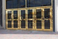 Golden Gates Royalty Free Stock Photos