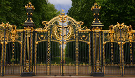 Golden Gateway Royalty Free Stock Image