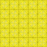 Golden geometric background. Vector Royalty Free Stock Photo