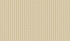 Golden geometric pattern, part 06. Seamless golden pattern with lines, rhombuses and geometric figures on the white background. Can use for wrapping paper Royalty Free Stock Photos