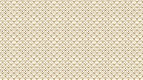 Golden geometric pattern, part 07. Seamless golden pattern with round lines and rhombuses on the white background. Can use for wrapping paper, textile and gift royalty free illustration