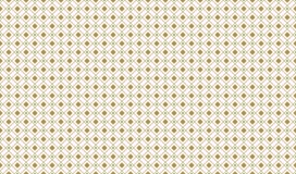 Golden Geometric Pattern 9v3, Increased. Seamless Golden Pattern with Lines, Circles and Painted Rhombuses on White Background. Can Use for Wrapping Paper Royalty Free Stock Images