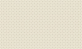 Golden Geometric Pattern 10v2, Increased. Seamless Golden Pattern with Lines and Painted Rhombuses on White Background. Can Use for Wrapping Paper, Textile and Stock Photography